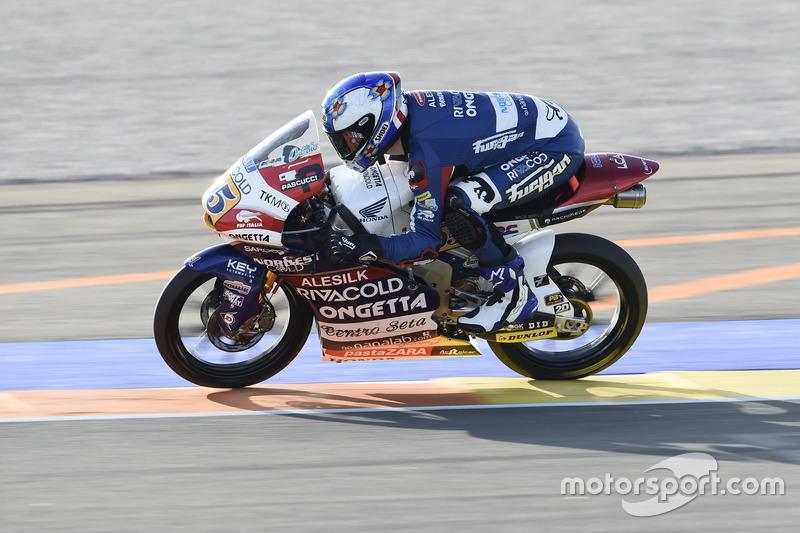Jules Danilo, Ongetta-Rivacold, Honda