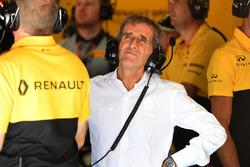 Alain Prost, Renault Sport F1 Team Speciaal adviseur