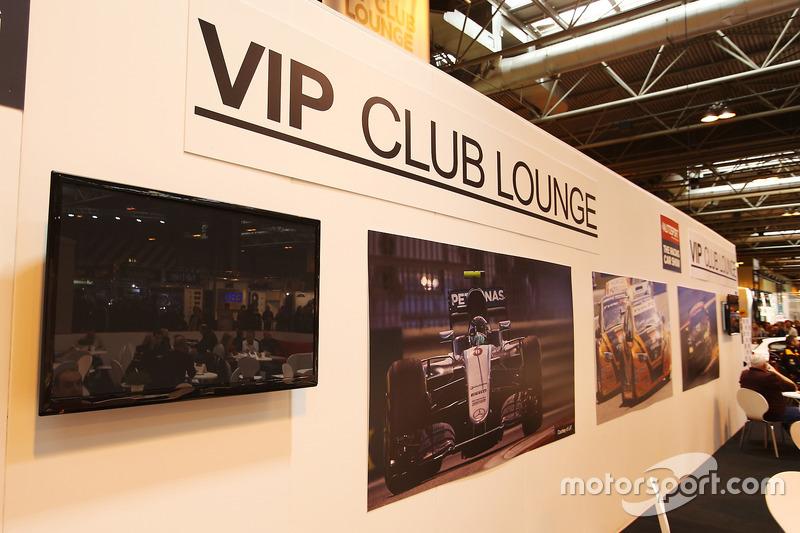 VIP Club Lounge