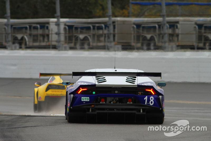#18 DAC Motorsports Lamborghini Huracan GT3