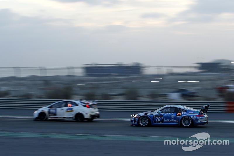 #78 Speed Lover Porsche 991 Cu: Guy Verheyen, Pierre-Yves Paque, Jean-Michel Gerome, Pieder Decurtins, Yves Noel