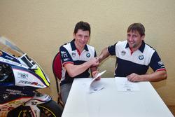 Dan Kneen und Rico Penzkofer