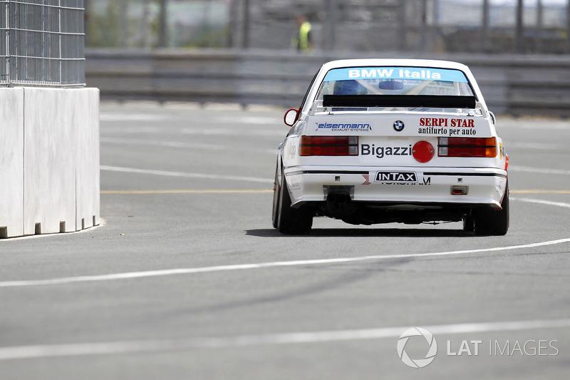 Ральф Бар, BMW E30 M3 DTM