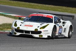 #488 Octane 126, Ferrari 488 GT3: Bjorn Grossmann, Fabio Leimer e #24 SPS automotive performance, Mercedes AMG GT3: Alexandre Coigny, Iradj Alexander David , Richard Feller