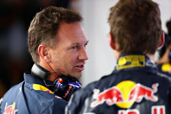 Макс Ферстаппен, Red Bull Racing, керівник Red Bull Racing Крістіан Хорнер