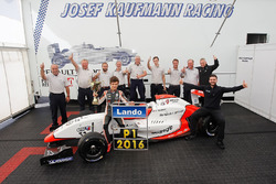 2016 Formula Renault 2.0 NEC champion Lando Norris, Josef Kaufmann Racing