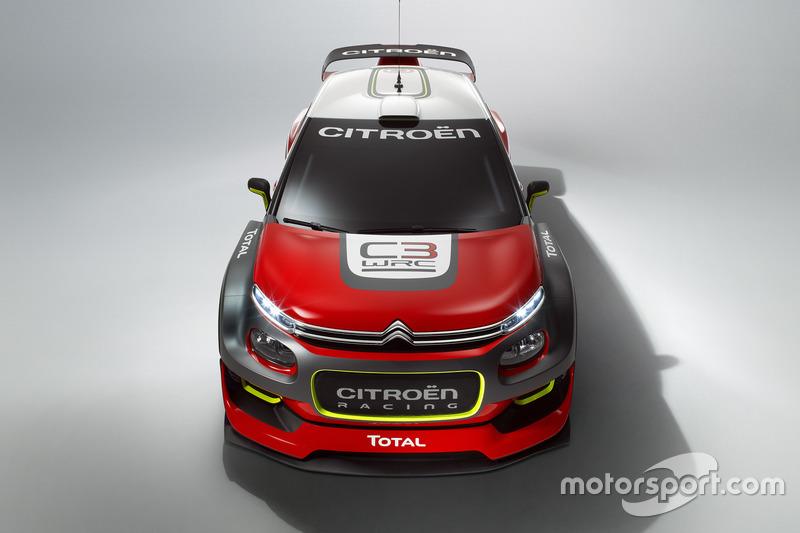 Designstudie: Citroën C3 WRC