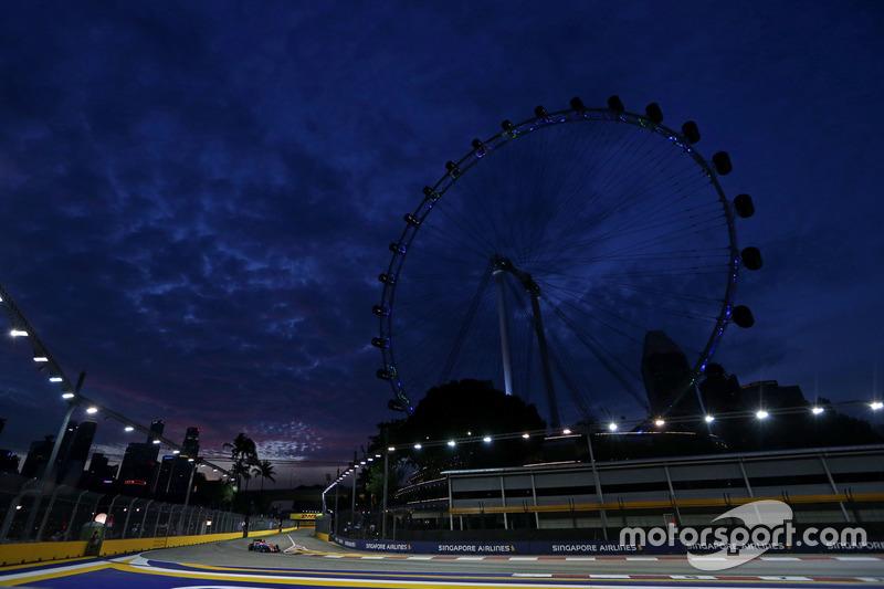 Riesenrad in Singpaur
