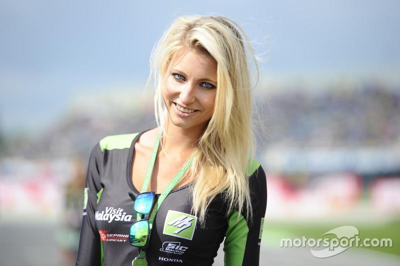 Drive M7 SIC Racing Team kızı