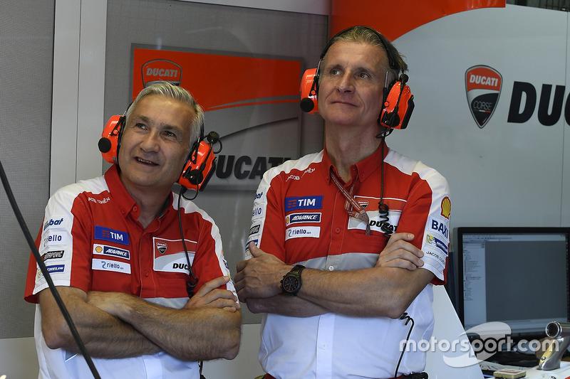 Paolo Ciabatti, Ducati Team MotoGP Project Director