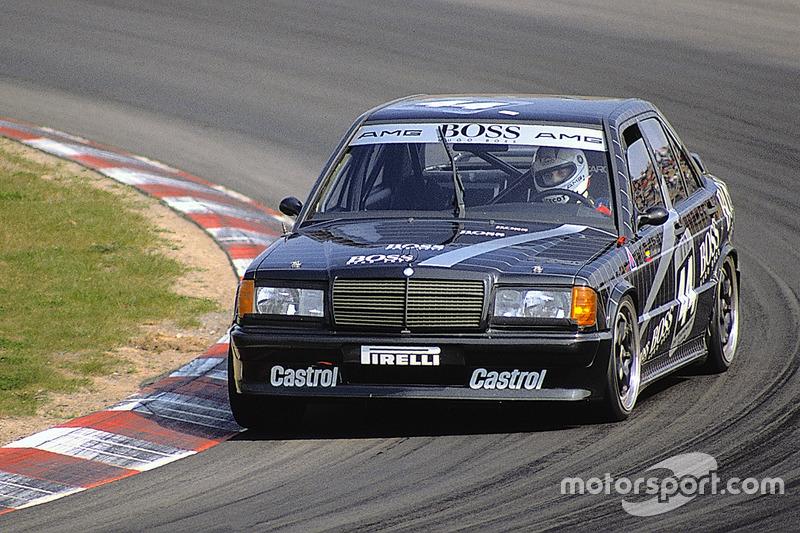 1988: Johnny Cecotto, Mercedes-AMG 190 E
