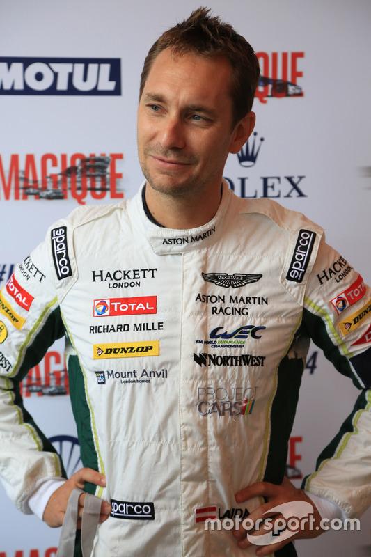 #98 Aston Martin Racing Aston Martin Vantage GTE: Матіас Лауда