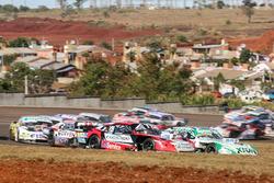 Jose Manuel Urcera, Las Toscas Racing Chevrolet, Agustin Canapino, Jet Racing Chevrolet, Matias Ross