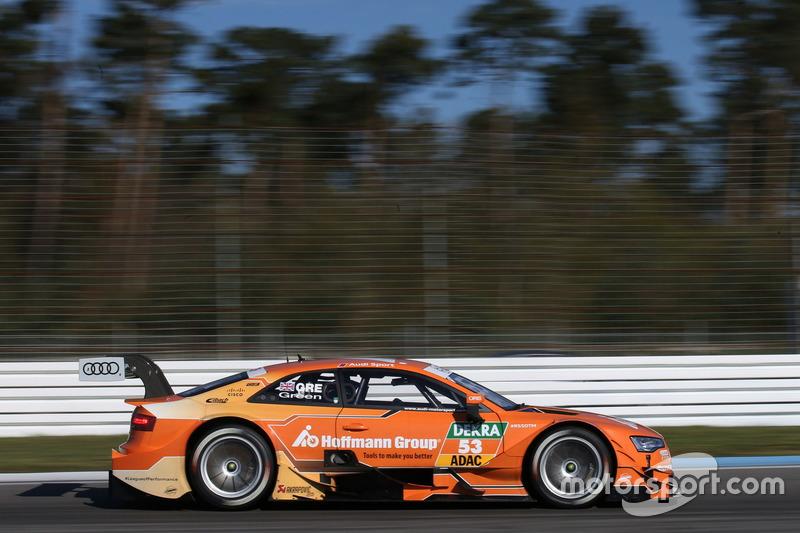 Jamie Green, Audi Sport Team Rosberg, Audi RS5 DTM