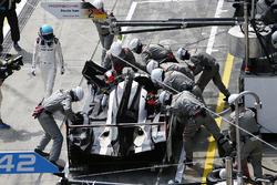 № 2 Porsche Team Porsche 919 Hybrid: Ромен Дюма, Ніл Яні, Марк Ліб