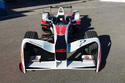 Mobil Formula E 2017 Mahindra Racing