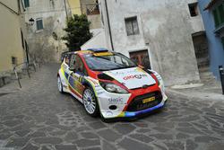 Tobia Cavallini e Sauro Farnocchia, Ford Fiesta WRC