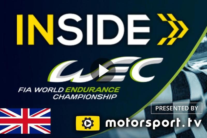Inside WEC Silverstone