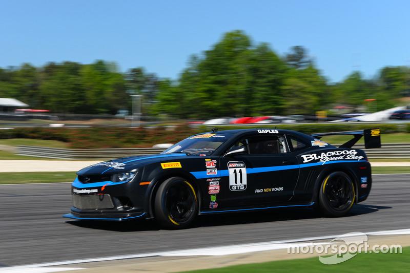 #11 Blackdog Speed Shop, Chevrolet Camaro Z28: Tony Gaples