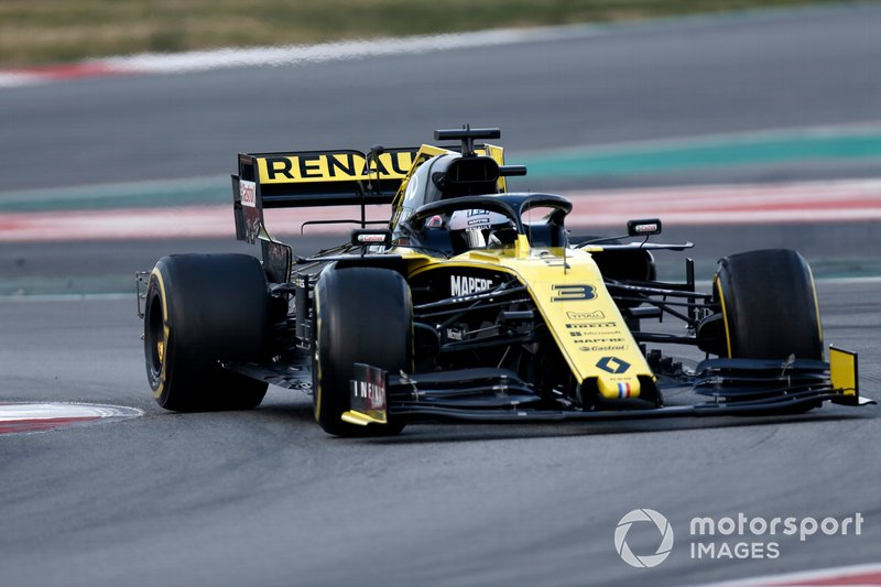 Daniel Ricciardo, Renault Sport F1 Team R.S. 19