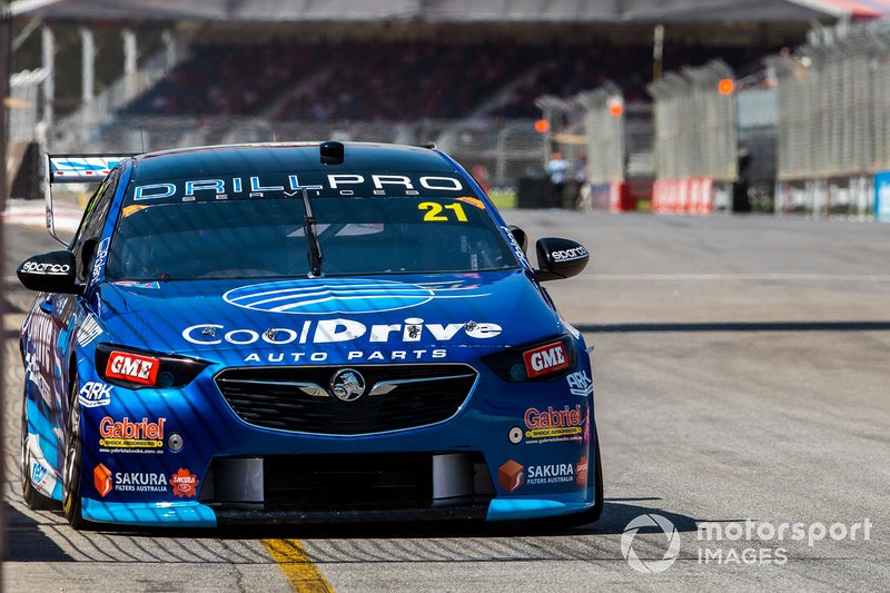 Маколі Джонс, Brad Jones Racing Holden