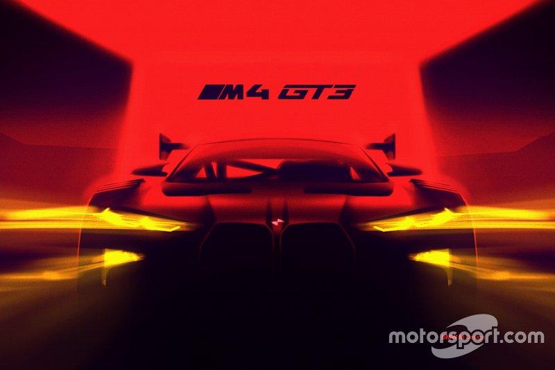 BMW M4 GT3 concept