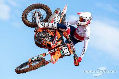 Presentación KTM MXGP