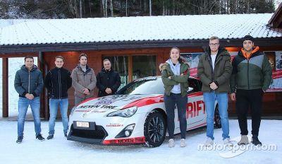 Präsentation Piloten Swiss Race Academy 2020