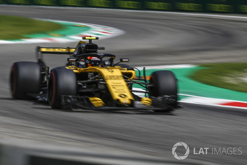 9. Carlos Sainz Jr., Renault Sport F1 Team RS 18