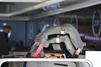 Сиденья McLaren MCL33