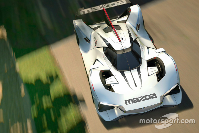 Mazda LM55 Vision Gran Turismo (december 2014)