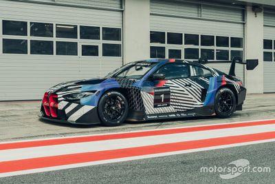 Presentazione BMW M4 GT3