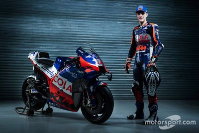 Annuncio Red Bull KTM Tech3