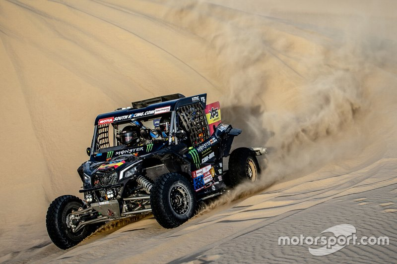 #358 Monster Energy Can-Am: Gerard Farres Guell, Daniel Oliveras Carreras