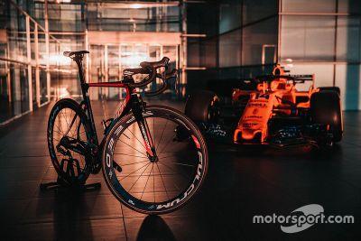 McLaren Team Bahrain Merida Açıklaması
