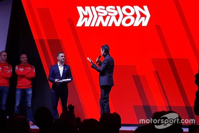 Fabio Novembre, diseñador logo Mission Winnow