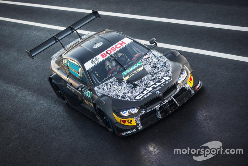 Das BMW-DTM-Auto für 2019