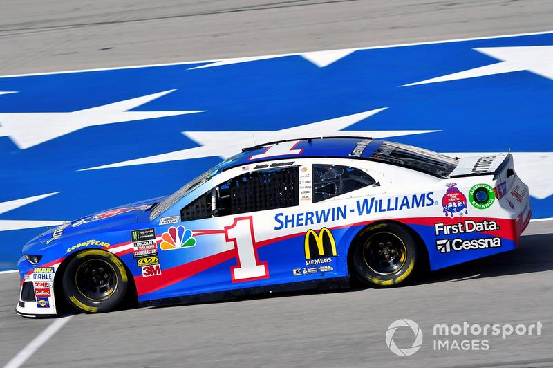 20. Jamie McMurray, Chip Ganassi Racing, Chevrolet Camaro Sherwin-Williams