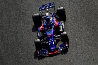 Daniil Kvyat, Scuderia Toro Rosso STR13
