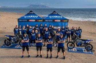 Yamaha Official Rally Team