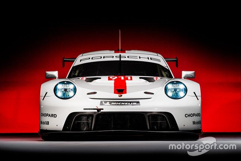 Porsche 911 RSR 2019 unveil