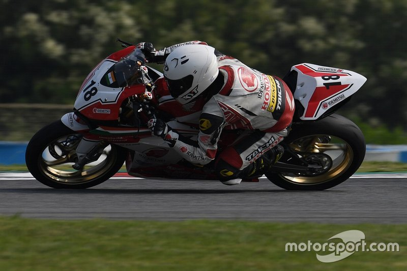 Senthil Kumar, Honda Racing India