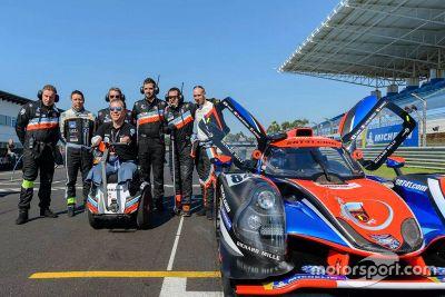 La Filière Frédéric Sausset à Road To Le Mans