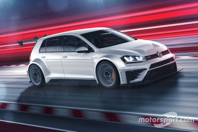 Präsentation: Volkswagen Golf GTI TCR