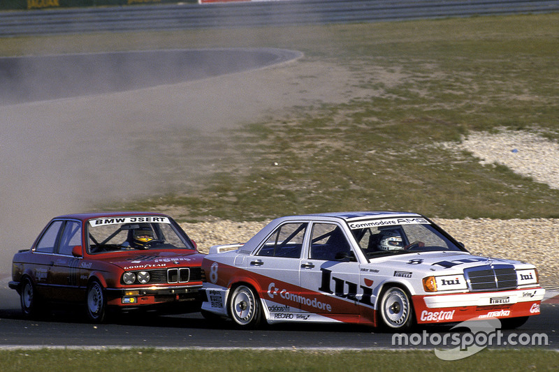 1986: Volker Weidler, Mercedes-Benz 190 E
