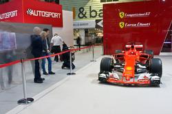 F1 Racing Stand