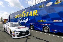 Brandon Hightower, J.P. Motorsports, Toyota Camry Timmons Truck Center