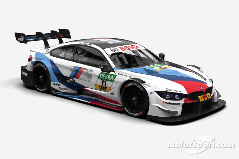 Marco Wittmann, BMW M4 DTM
