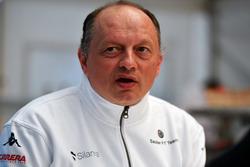 Фредерік Вассьор, бос Alfa Romeo Sauber