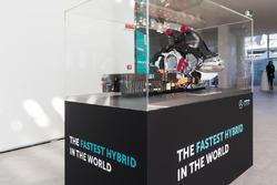 Pantalla del Centro Global de Investigación e Tecnología de Petronas